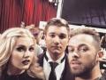 Artem, Lindsay, Alek